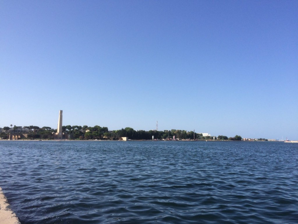 Brindisi monument marine